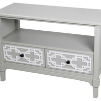 Console Kristina 2-Drawer  Table, Console Table