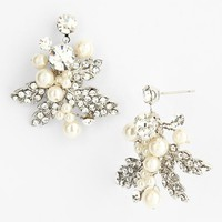 Women's Nina Cluster Drop Earrings