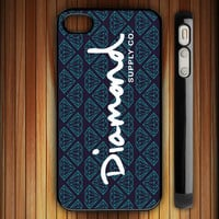 Great Diamond Supply Co Custom iPhone 4/4S Case