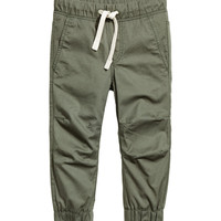 H&M Cotton Pull-on Pants $9.99