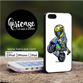 Caricature Valentino Rossi iPhone 5 | 5S | SE Cases haricase.com