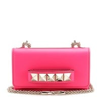valentino - va va voom small leather shoulder bag