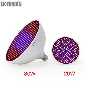 800 LED E27 Base Bulb - High Intensity Grow Light for Clip Holder or Stand Light Fixture