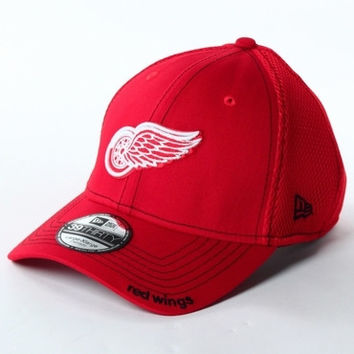 NHL New Era Detroit Red Wings 39Thirty Neo Team Flex Hat