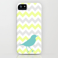 Chevron & On & On iPhone Case by Illusive Print | Society6