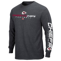 Kansas City Chiefs Dual Threat IV LS Tee - Men