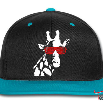 Party Giraffe Snapback