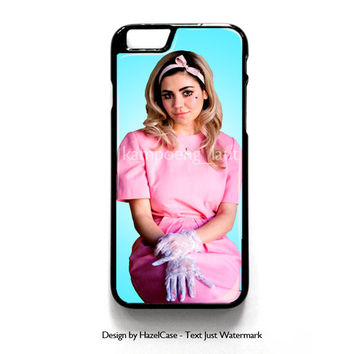 Marina Diamandis Cute Hipster for iPhone 4 4S 5 5S 5C 6 6 Plus , iPod Touch 4 5  , Samsung Galaxy S3 S4 S5 Note 3 Note 4 , and HTC One X M7 M8 Case Cover