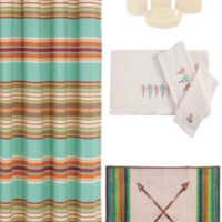 Cowgirl Kim Serape Bathroom Lifestyle Collection