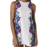MINKPINK ART SCHOOL DRESS - MULTI