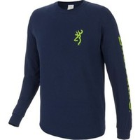 Academy - Browning Men's Buckmark Long Sleeve T-shirt