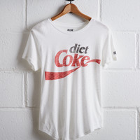 Tailgate Women's Diet Coke T-Shirt, White