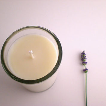 Lavender - Pure essential oil soy candle