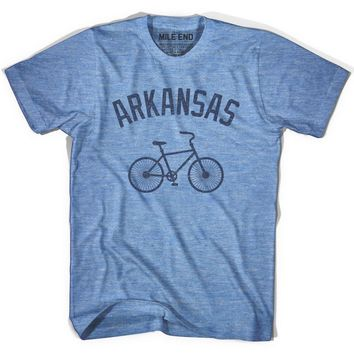 Arkansas Vintage Bike T-shirt