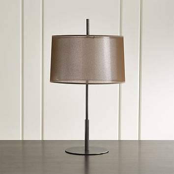 Eclipse Bronze Table Lamp