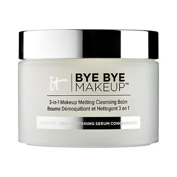 Bye Bye Makeup™ 3-in-1 Makeup Melting Cleansing Balm - IT Cosmetics | Sephora