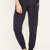 adidas Slim Navy Tracksuit Bottoms - Urban Outfitters