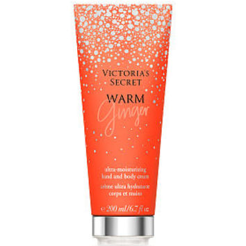 Warm Ginger Ultra-moisturizing Hand and Body Cream - VS Fantasies - Victoria's Secret