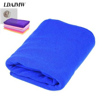 70 x 140 cm Microfibre Douche Bath Towel | Super Absorbant Home Textile Large Thick Towel