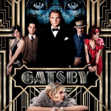 "The Great Gatsby Movie Poster 16""x24"""