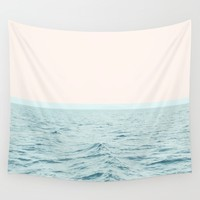 Sea Breeze #society6 #decor #style #tech Wall Tapestry by 83oranges.com