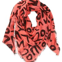 Graffiti Handkerchief Scarf