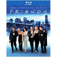 Friends: The Complete Series (Blu-ray) - Walmart.com