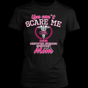 You Can't Scare Me - CNA