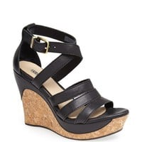 UGG Australia 'Dillion' Wedge Sandal