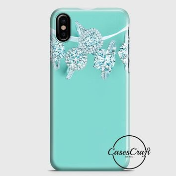 Tiffany And Co iPhone X Case | casescraft