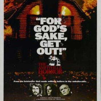 "Amityville Horror The Movie Poster 16""x24"""