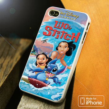 lilo and stitch disney classic iPhone 4(S),5(S),5C,SE,6(S),6(S) Plus Case
