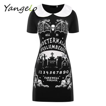 Wednesday Adams Ouija Dress