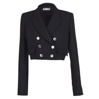 ModeWalk.com: Black Jacket by Alexis Mabille