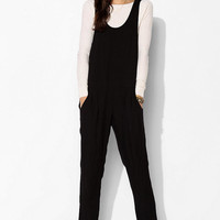 BB Dakota Drapey Overall Jumpsuit - Urban Outfitters