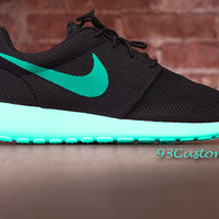Custom Tiffany Blue Roshe Runs
