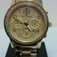 Tory Burch Gold Watch