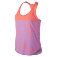 Nike Advantage Dri-FIT Cool Women's Tennis Tank Top Size XL (Purple)