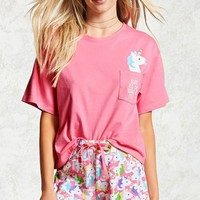 Unicorn PJ Set