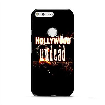 Hollywood Undead Flame Google Pixel XL 2 case