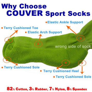 Youth/Kids Knee High Sports Athletic Baseball Softball Socks, DARK GREEN, Youth Large