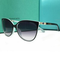 Tiffany Women Casual Summer Sun Shades Eyeglasses Glasses Sunglasses
