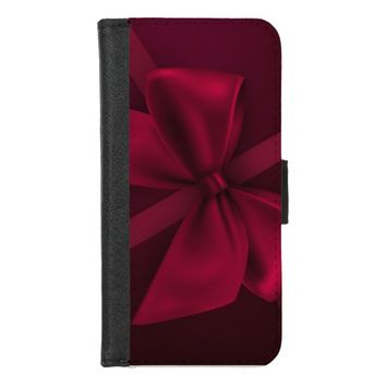 Gift wrapped iPhone 8/7 wallet case