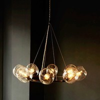 Eclipse Chandelier - Halo