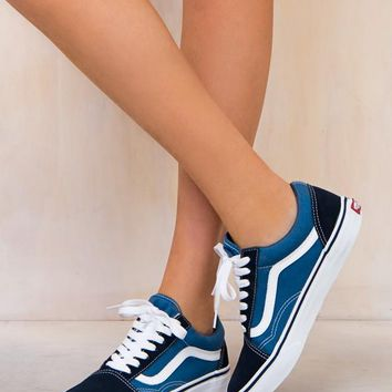 Vans Old Skool Navy Sneaker