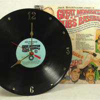 AMY WINEHOUSE Lioness Hidden Treasures - Recycled Vinyl Record Clock