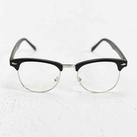 Matte Black Round Readers- Black One