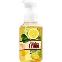 Bath & Body Works KITCHEN LEMON Gentle Foaming Hand Soap 8.75 oz