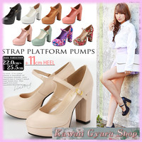 DreamV (Yumetenbo) Mary Jane Pumps (NwT) from Kawaii Gyaru Shop