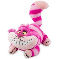 "Disney Alice in Wonderland Oversized Cheshire Cat 20"" Plush Doll"